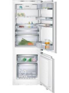Siemens KI28NP60 230 L 4 Star Frost Free Double Door Refrigerator Price in India
