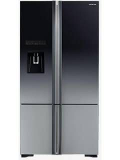 Hitachi R-WB800PND6X 697 L Side By Side Door Refrigerator Price in India