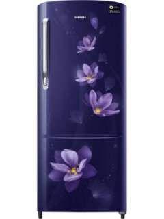 Samsung RR20M172YU7 192 L 4 Star Direct Cool Single Door Refrigerator Price in India