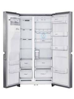 LG GC-L247CLAV 668 L Frost Free Side By Side Door Refrigerator Price in India