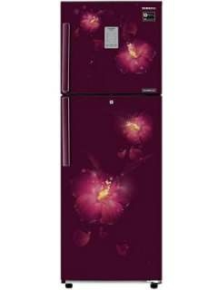 Samsung RT28M3954R3 253 L 4 Star Frost Free Double Door Refrigerator Price in India