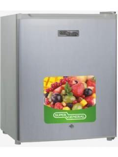 Super General SGRI-035HS 46 L Direct Cool Single Door Refrigerator Price in India