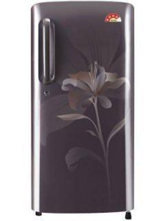 LG GL-B221AGLS 215 L 4 Star Direct Cool Single Door Refrigerator Price in India