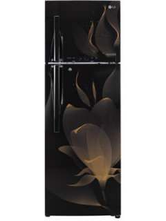 LG GL-T402ETMX 360 L 4 Star Frost Free Double Door Refrigerator Price in India