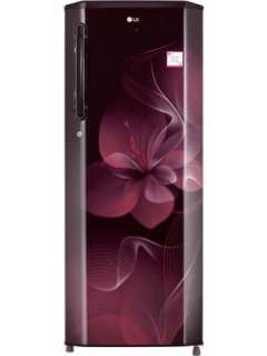 LG GL-B281BSDX 270 L 4 Star Direct Cool Single Door Refrigerator Price in India
