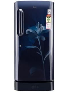 LG GL-D221AMLN 215 L 5 Star Direct Cool Single Door Refrigerator Price in India