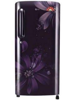 LG GL-B201APAW 190 L 3 Star Direct Cool Single Door Refrigerator Price in India