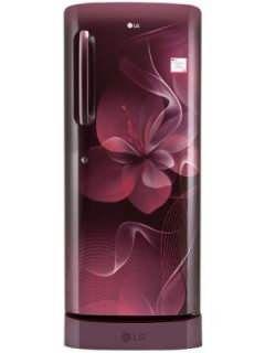 LG GL-D241ASDX 235 L 4 Star Direct Cool Single Door Refrigerator Price in India