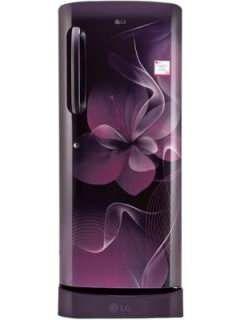 LG GL-D241APDX 235 L 4 Star Direct Cool Single Door Refrigerator Price in India