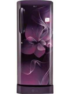 LG GL-D221ASDX 215 L 4 Star Direct Cool Single Door Refrigerator Price in India