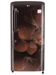 LG GL-B221AHDX 215 L 4 Star Direct Cool Single Door Refrigerator Price in India