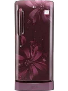 LG GL-B221ASAW 215 L 3 Star Direct Cool Single Door Refrigerator Price in India