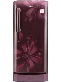 LG GL-B221ASAW 215 L 3 Star Direct Cool Single Door Refrigerator Price in India