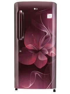 LG GL-B221ASDX 215 L 4 Star Direct Cool Single Door Refrigerator Price in India