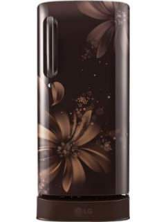 LG GL-D201AHAW 190 L 3 Star Direct Cool Single Door Refrigerator Price in India