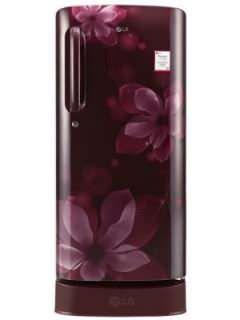 LG GL-D201ASOX 190 L 4 Star Direct Cool Single Door Refrigerator Price in India