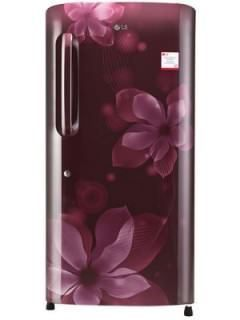 LG GL-B221ASOX 215 L 4 Star Direct Cool Single Door Refrigerator Price in India