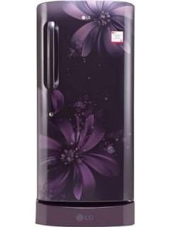 LG GL-D221APAW 215 L 3 Star Direct Cool Single Door Refrigerator Price in India