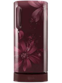 LG GL-D201ASAW 190 L 3 Star Direct Cool Single Door Refrigerator Price in India