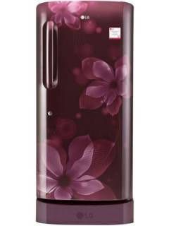 LG GL-D221ASOW 215 L 3 Star Direct Cool Single Door Refrigerator Price in India
