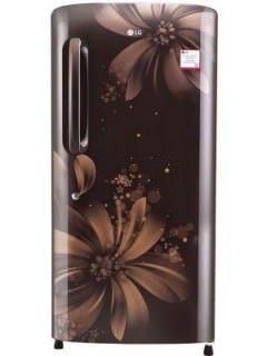 LG GL-B221AHAW 215 L 3 Star Direct Cool Single Door Refrigerator Price in India