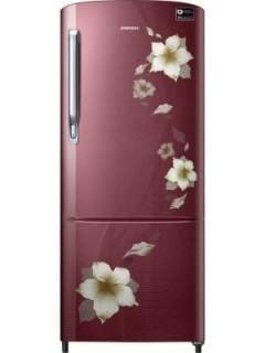 Samsung RR20M272ZR2 192 L 3 Star Direct Cool Single Door Refrigerator Price in India