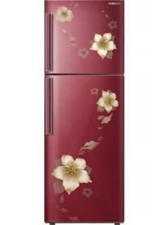 Samsung RT28M3343R2 253 L 3 Star Frost Free Double Door Refrigerator Price in India