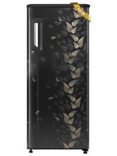 Whirlpool 200 ICEMAGIC POWERCOOL PRM 3S 185 L 3 Star Direct Cool Single Door Refrigerator Price in India