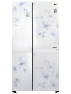 LG GC-B247SCUV 687 L Inverter Frost Free Side By Side Door Refrigerator Price in India