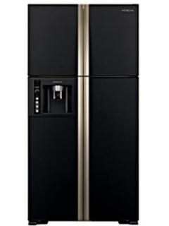 Hitachi R-W660PND3 586 L Frost Free French Door Refrigerator Price in India