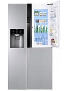 LG GC-J237JSNV 659 L Frost Free Side By Side Door Refrigerator Price in India