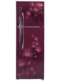 LG GL-I302RSFL 284 L 4 Star Frost Free Double Door Refrigerator Price in India