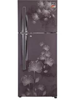 LG GL-F282RGFL 255 L 4 Star Frost Free Double Door Refrigerator Price in India