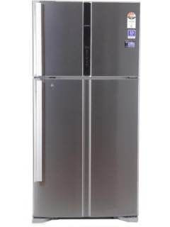 Hitachi R-V660PND3KX 601 L 4 Star Frost Free Double Door Refrigerator Price in India