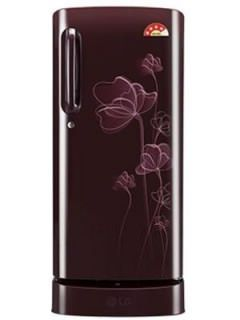 LG GL-D201ASHL 190 L 4 Star Direct Cool Single Door Refrigerator Price in India