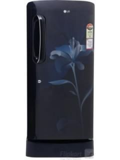 LG GL-D201ASLN 190 L 5 Star Direct Cool Single Door Refrigerator Price in India