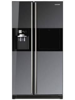 Samsung RS21HZLMR1 585 L 4 Star Frost Free Side By Side Door Refrigerator Price in India