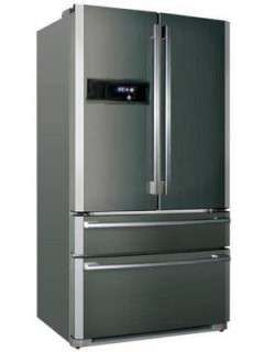 Haier HRB701MPS 686 L 4 Star Direct Cool Side By Side Door Refrigerator Price in India