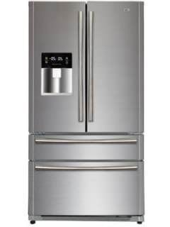 Haier HRF708FF 629 L 4 Star Frost Free Side By Side Door Refrigerator Price in India