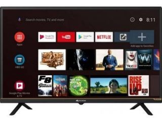 Micromax 43CAM6SFHD 43 inch Full HD Smart LED TV Price in India
