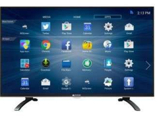 Micromax 40 CANVAS 40 inch Full HD Smart LED TV Price in India