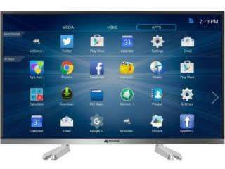 Micromax 32 CANVAS 32 inch HD ready Smart LED TV Price in India