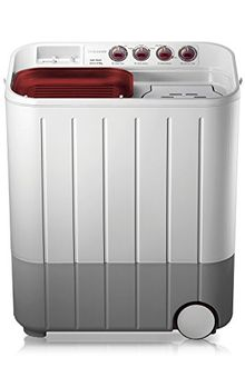 Samsung 6.5Kg Semi Automatic Top Load Washing Machine (WT657QPNDPG) Price in India
