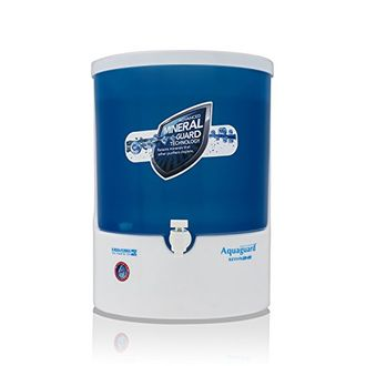 Eureka Forbes AquaGuard Reviva RO+UV+TDS Controller 8L Water Purifier Price in India