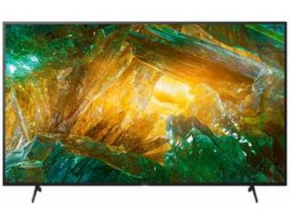 Sony BRAVIA KD-85X8000H 85 inch UHD Smart LED TV Price in India