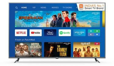 Xiaomi Mi TV 4X 65 inch UHD Smart LED TV Price in India
