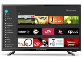 Cloudwalker 32SHX3 32 inch HD ready Smart LED TV Price in India