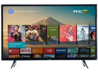 Akai AKLT43S-D438V 43 inch Full HD Smart LED TV Price in India