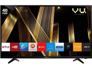 Vu 40PL 40 inch Full HD Smart LED TV Price in India