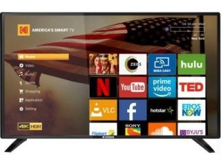 Kodak 43FHDXPRO 43 inch Full HD Smart LED TV Price in India